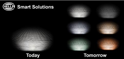 HELLA公司推出智能化矿井矿车照明解决方案