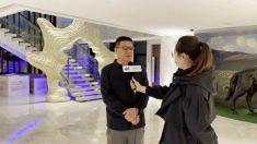EJM2×200/2 掘锚一体机评议会采访_国家能源集团煤炭与运输产业管理部副主任尤文顺