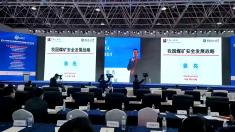 中国工程院院士袁亮 提高煤炭资源开发利用关键技术研究